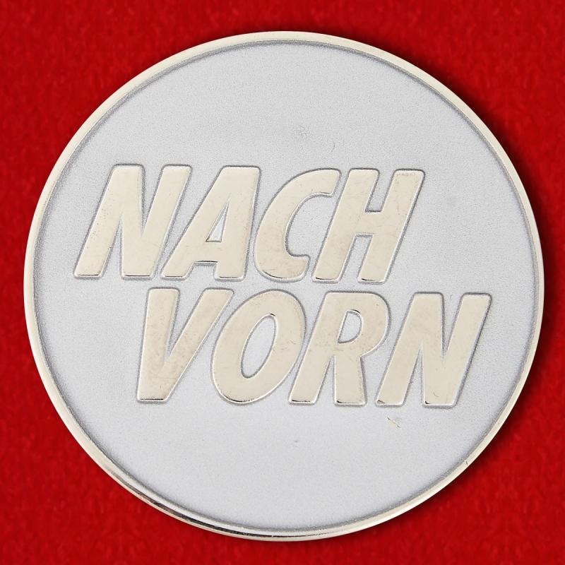 Kommandeur Internationales Hubschrauberausbildungszentrum General der Heeresfliegertruppe Bundeswehr Challenge Coin - obverse