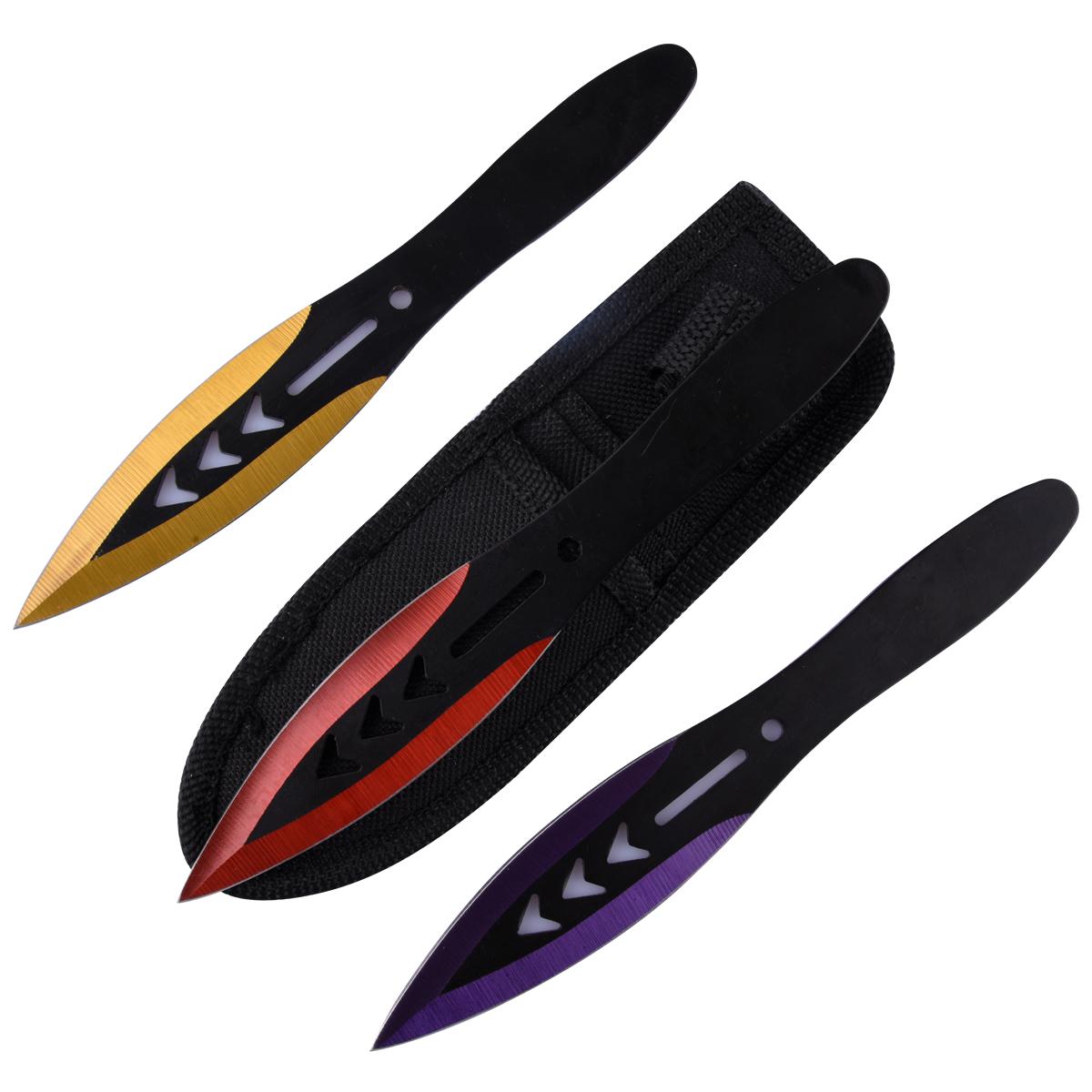 Комплект метательных ножей Perfect Point