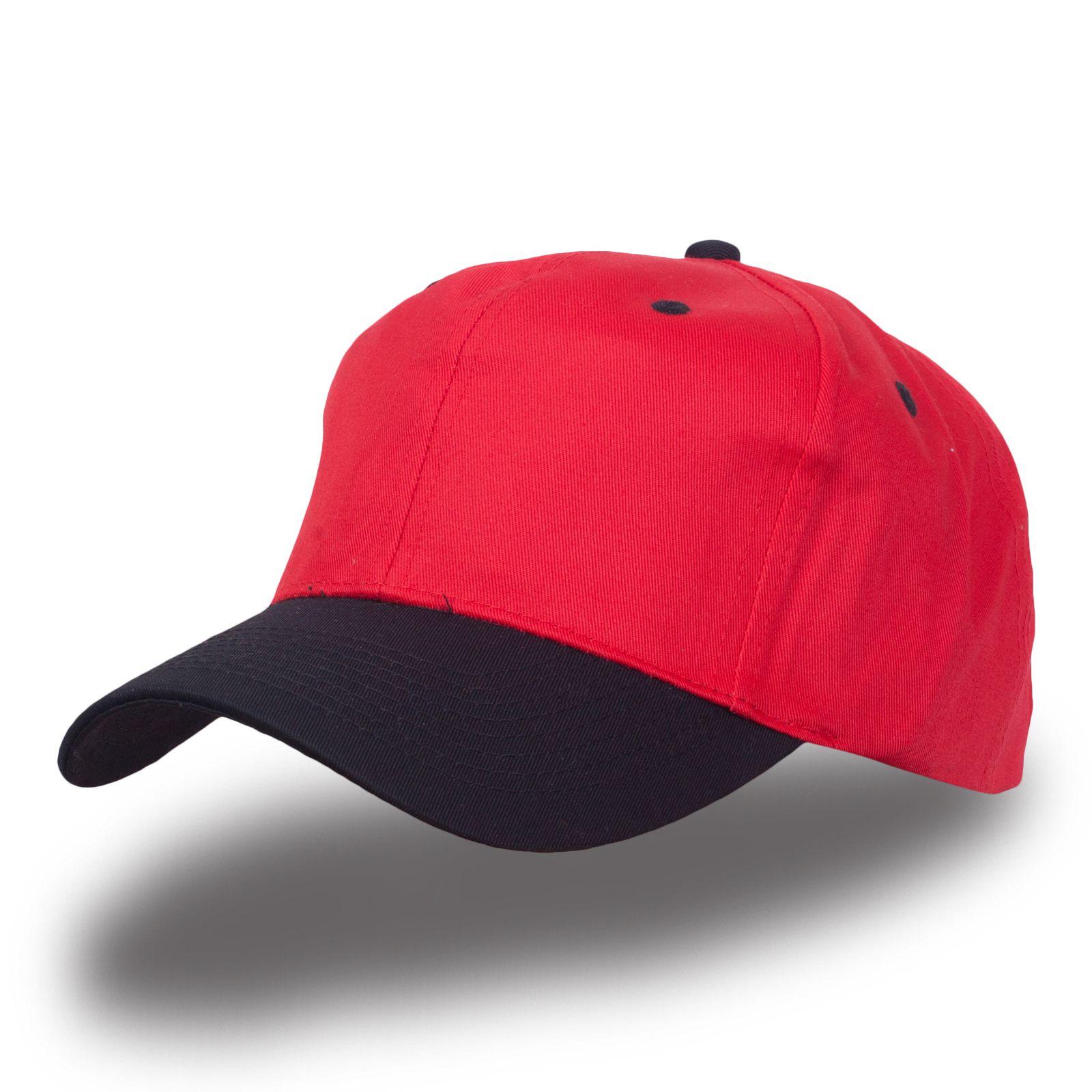 Красная кепка бейсболка - купить в интернет-магазине с доставкой
