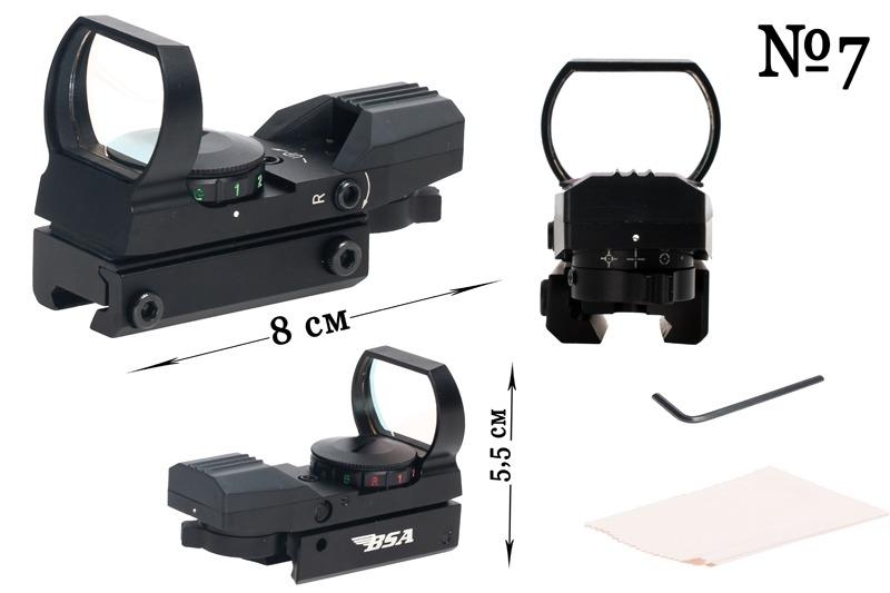 Коллиматорный прицел BSA-Optics (№7)