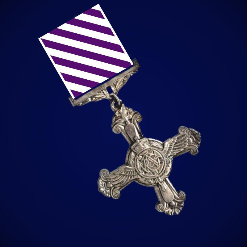 Крест «За выдающиеся летные заслуги»