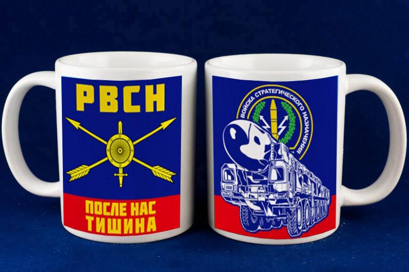 Кружка РВСН России