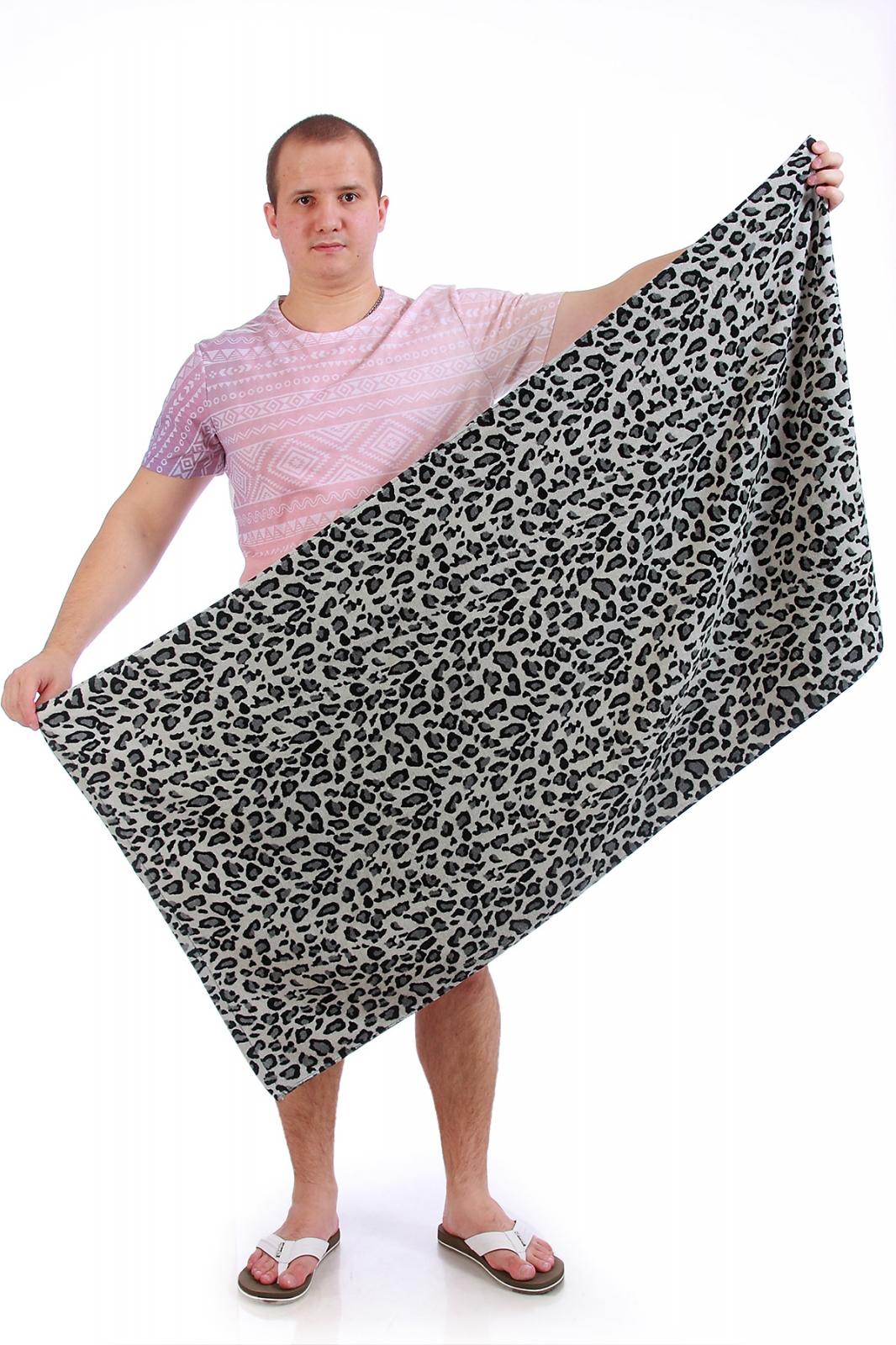 Леопардовое полотенце - купить онлайн в интернет-магазине