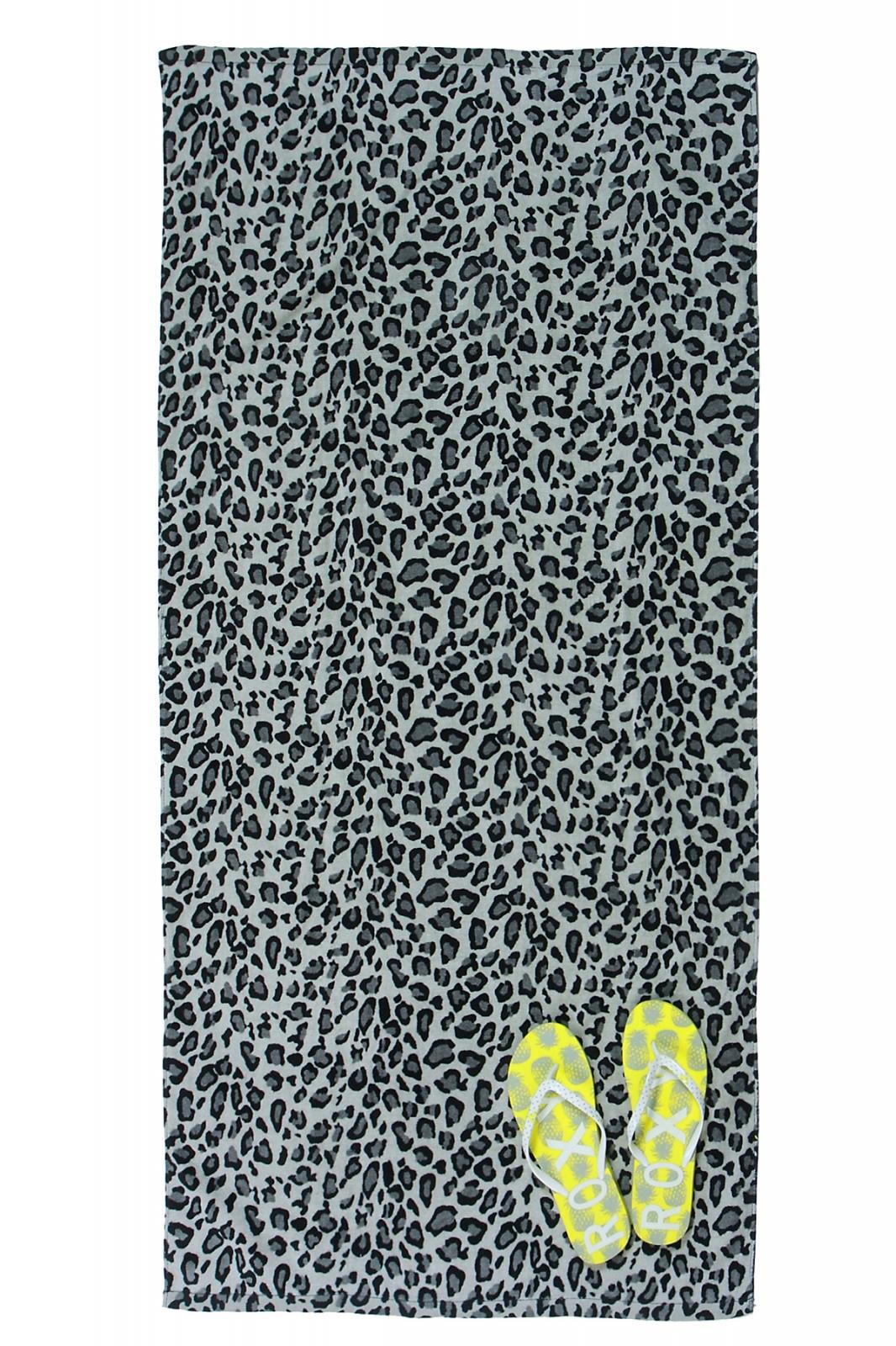 Леопардовые полотенца на выгодных условиях оптом с доставкой