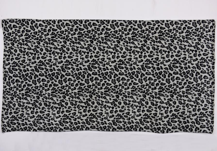 Леопардовое полотенце - купить с доставкой