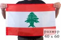 Ливанский флаг
