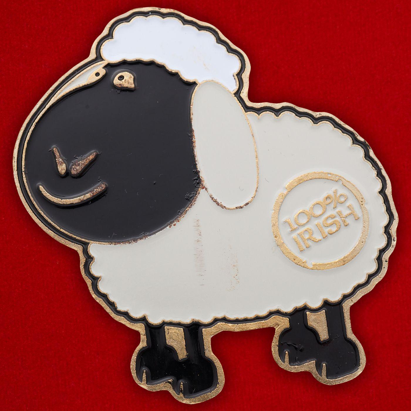 "Магнит ""Ирландская овечка"""