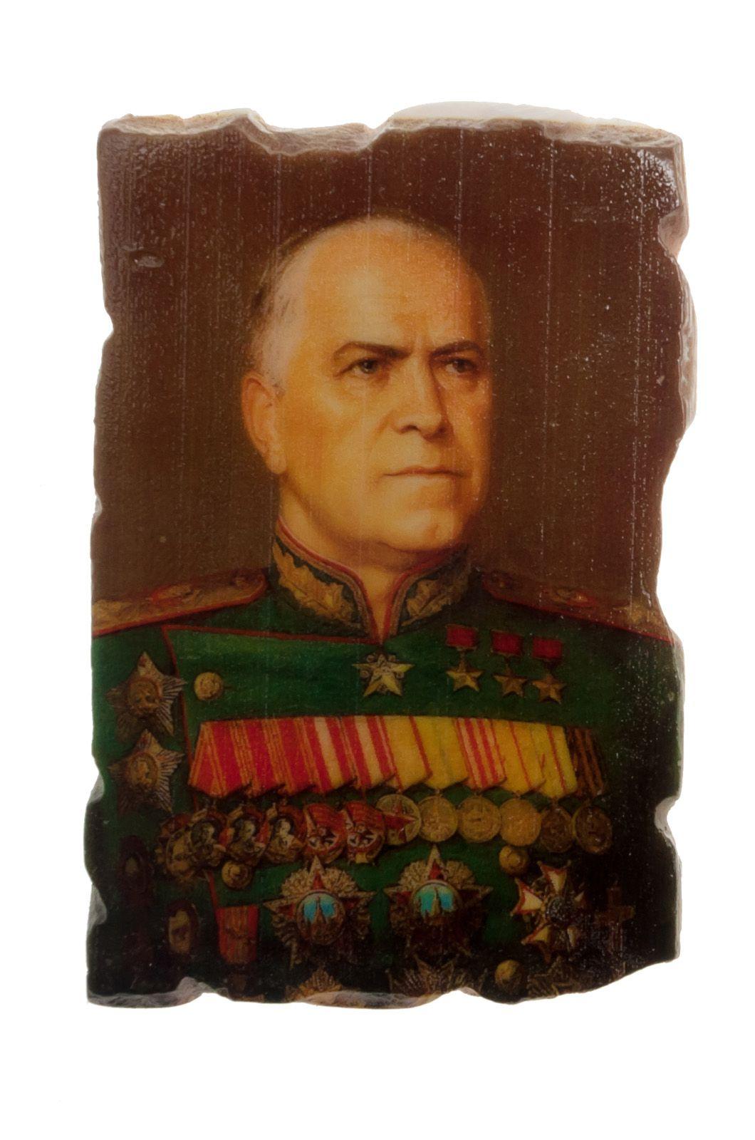 "Магнит ""Маршал Жуков"""