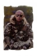 Магнит с изображением и подписью Путина