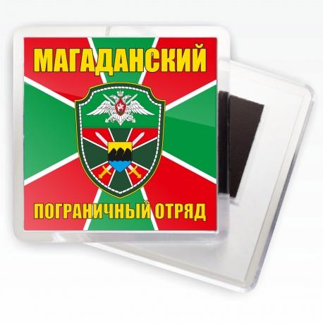 "Магнитик ""Магаданский ПОГО"""