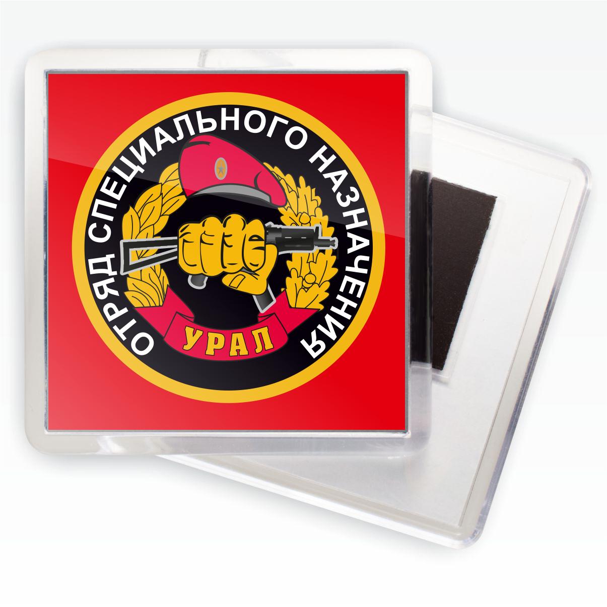 Магнит Спецназ ВВ Урал
