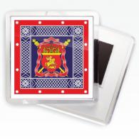 Магнитик «Центральное казачье войско» знамя