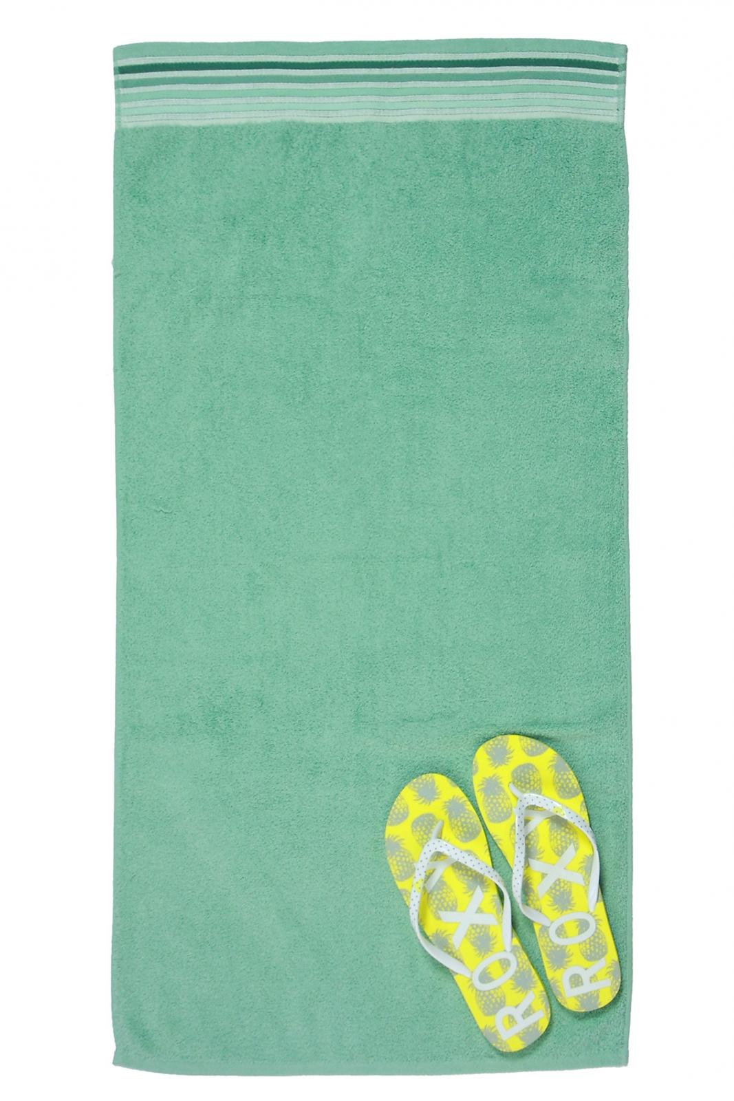 Высококачественные махровые полотенца для комфортного летнего отдыха