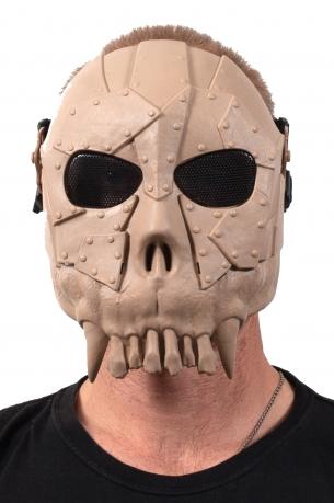 """Страшная маска для пейнтбола """"Череп"""""""