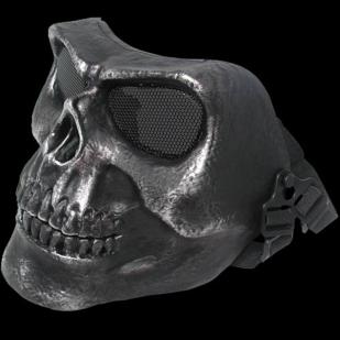 Тактическая маска-череп для страйкбола