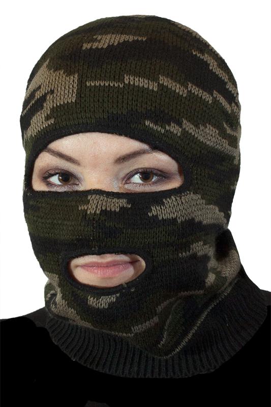 Камуфляжная маска
