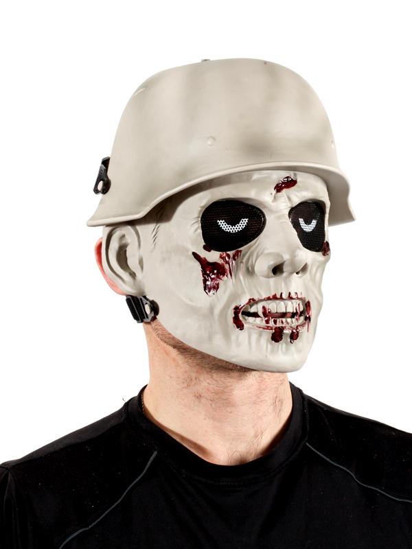 Ужасающая маска Зомби для страйкбола