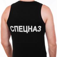 Майка Спецназ ВВ чёрная