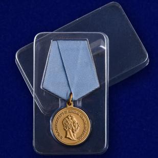 """Медаль """"4 апреля 1866 года"""" с доставкой"""