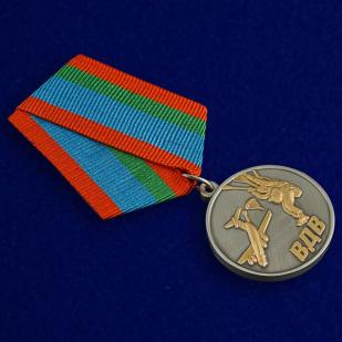 """Медаль """"Десантник ВДВ""""-общий вид"""