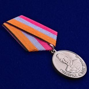 Медаль «Генерал армии Хрулев» МО РФ - общий вид