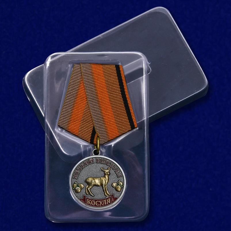 """Медаль """"Косуля"""" с доставкой на выбор"""