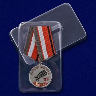 """Медаль """"Волк"""" с доставкой"""