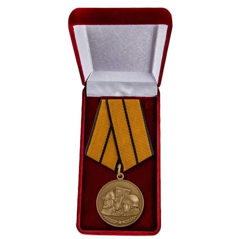 """Описание медали """"Памяти героев Отечества"""" - аверс"""