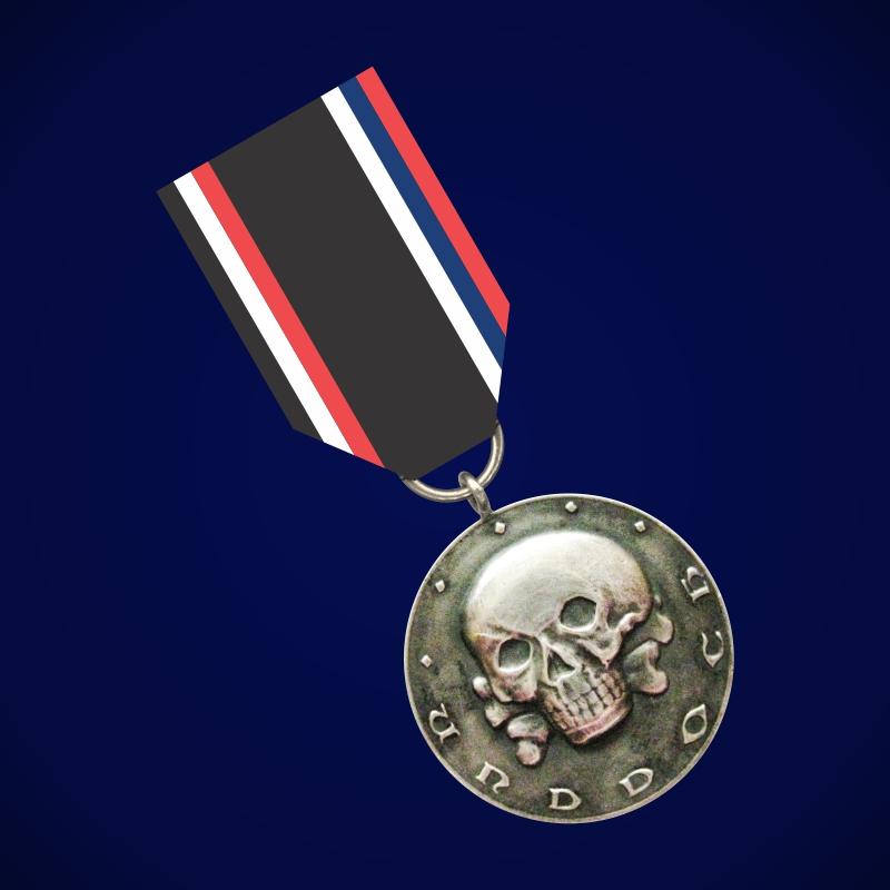 Медаль ветеранам Железной дивизии