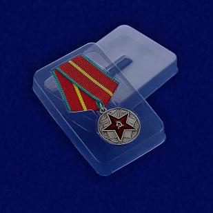 Футляр к медали За безупречную службу ВС СССР 1 степени (муляж)