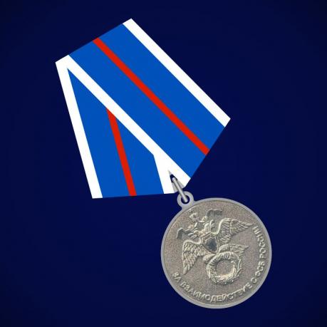 """Медаль """"За взаимодействие с ФСБ России"""""""