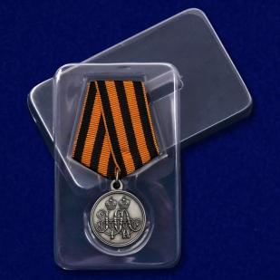 """Медаль """"За защиту Севастополя 1854-1855 гг."""" с доставкой"""