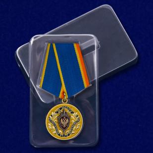 """Медаль """"За заслуги в обеспечении деятельности"""" с доставкой"""