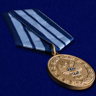 """Купить медаль """"За заслуги в развитии транспортного комплекса России"""""""
