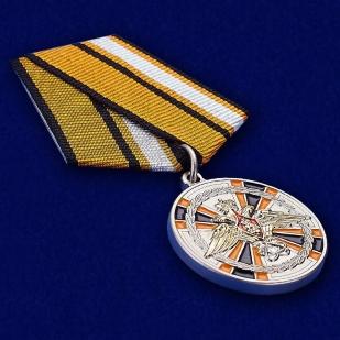 Медаль «За заслуги в ядерном обеспечении» - общий вид