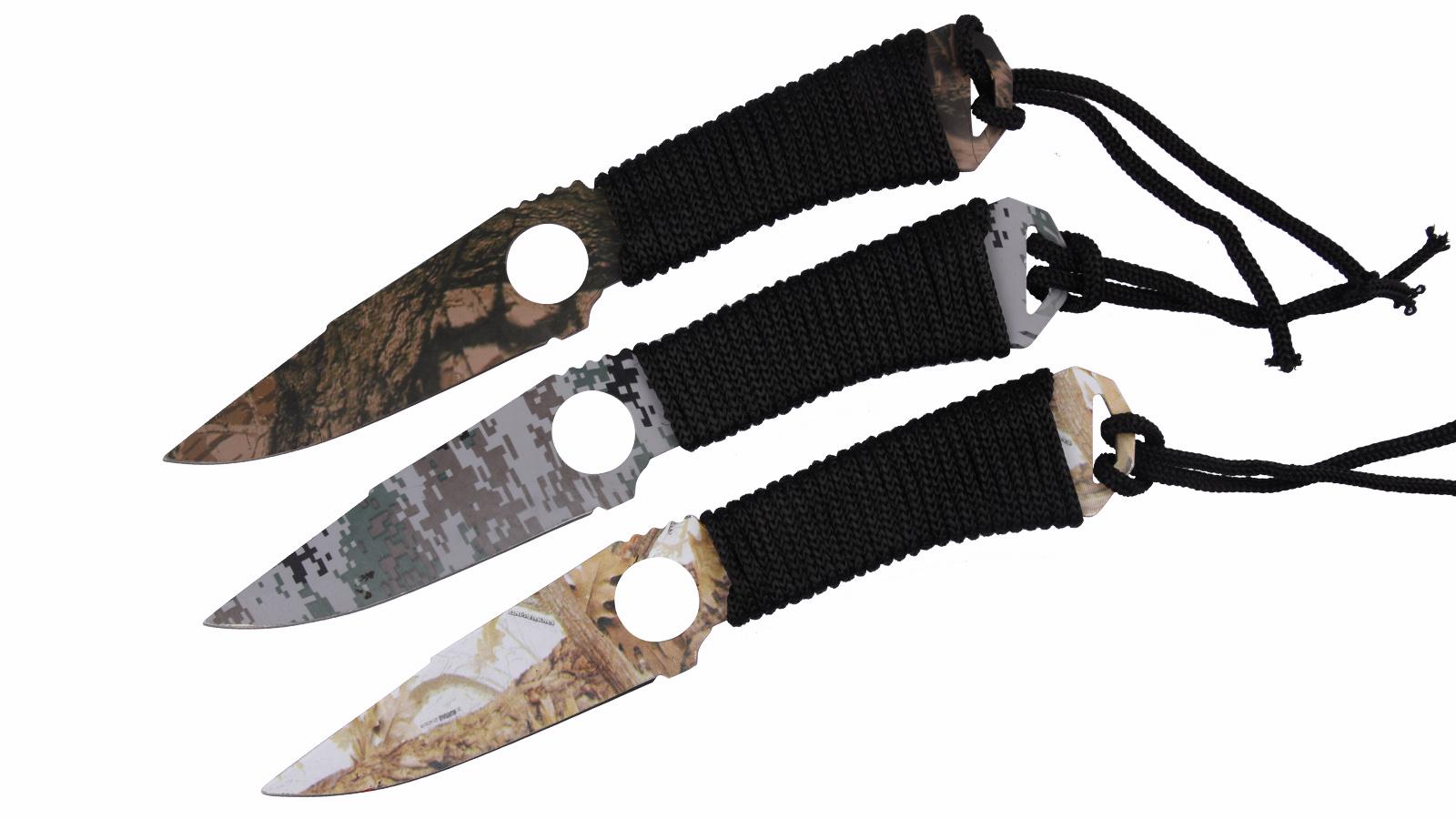 Метательные ножи Камуфляж купить в интернет-магазине