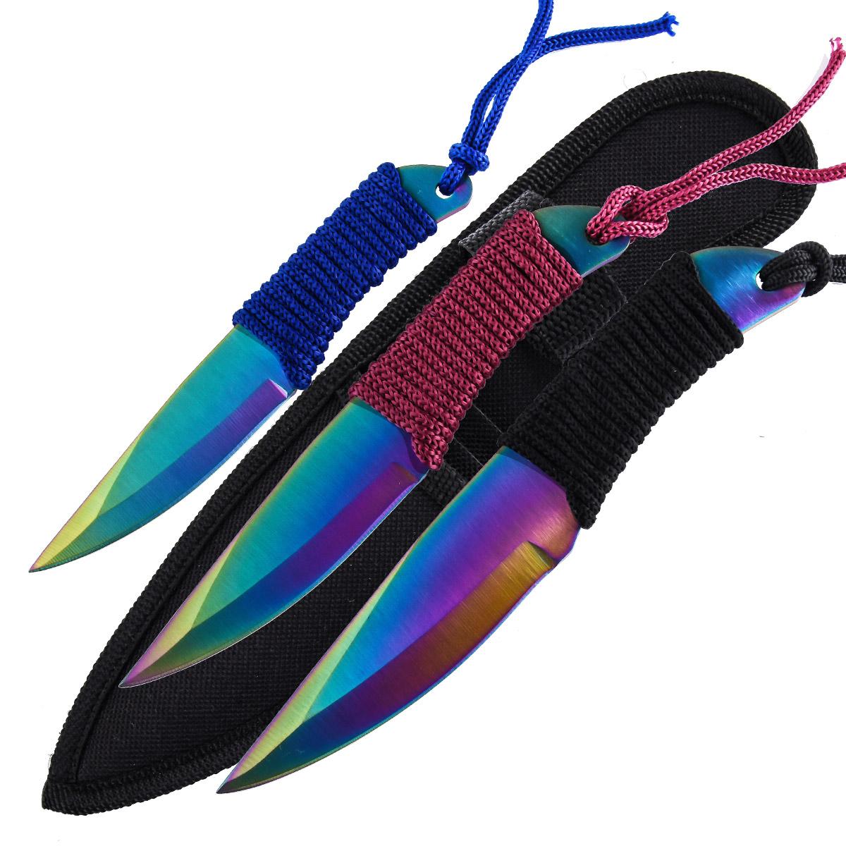 Метательные ножи Осётр