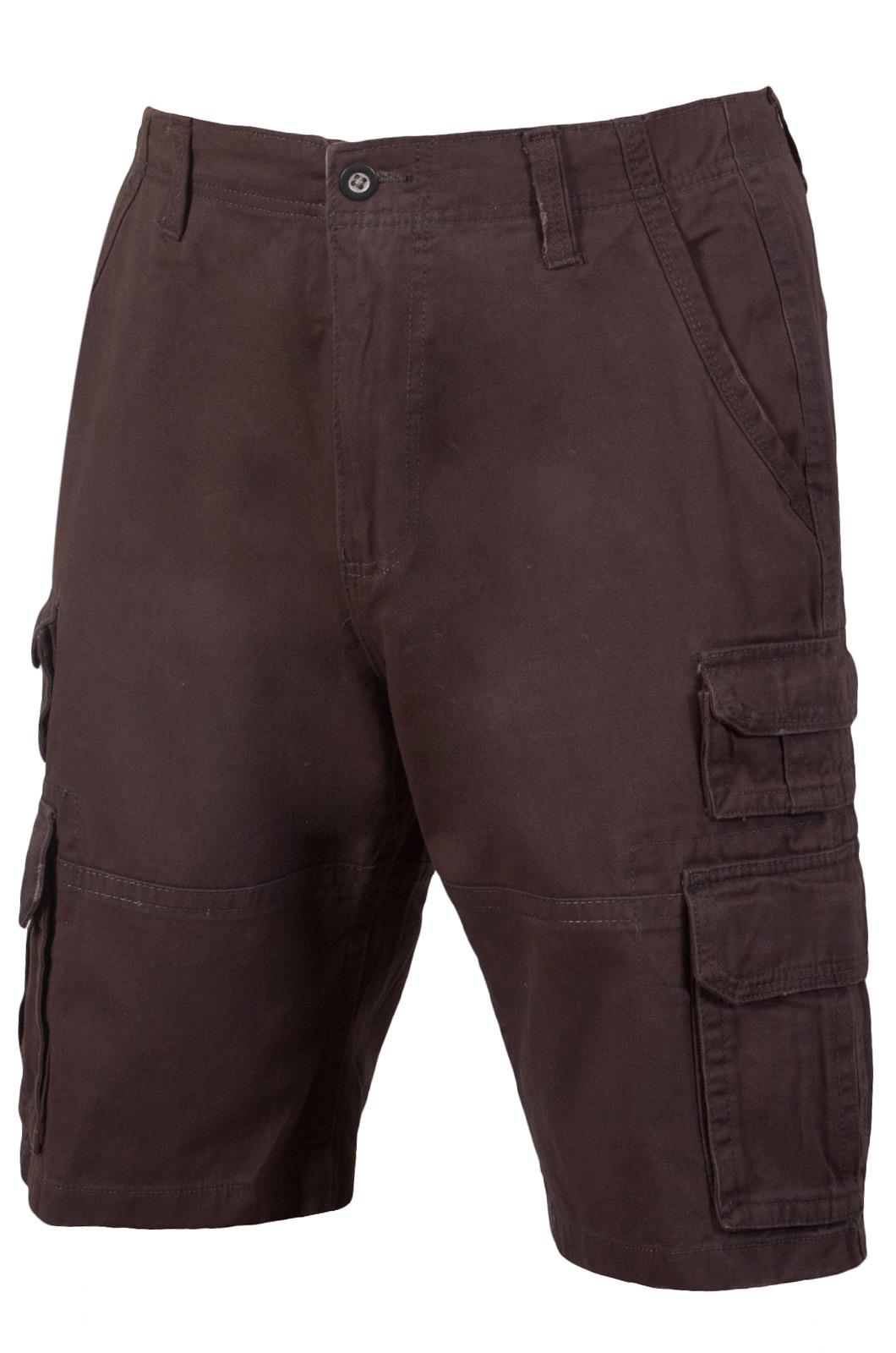 Модные коричневые шорты - купить онлайн в интернет-магазине