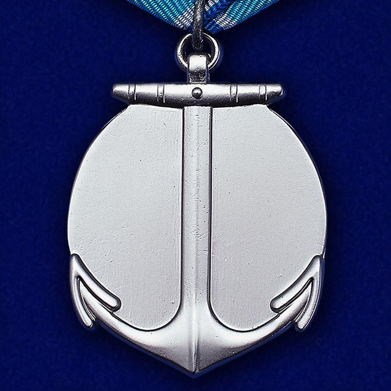 Муляж медали Ушакова - оборотная сторона