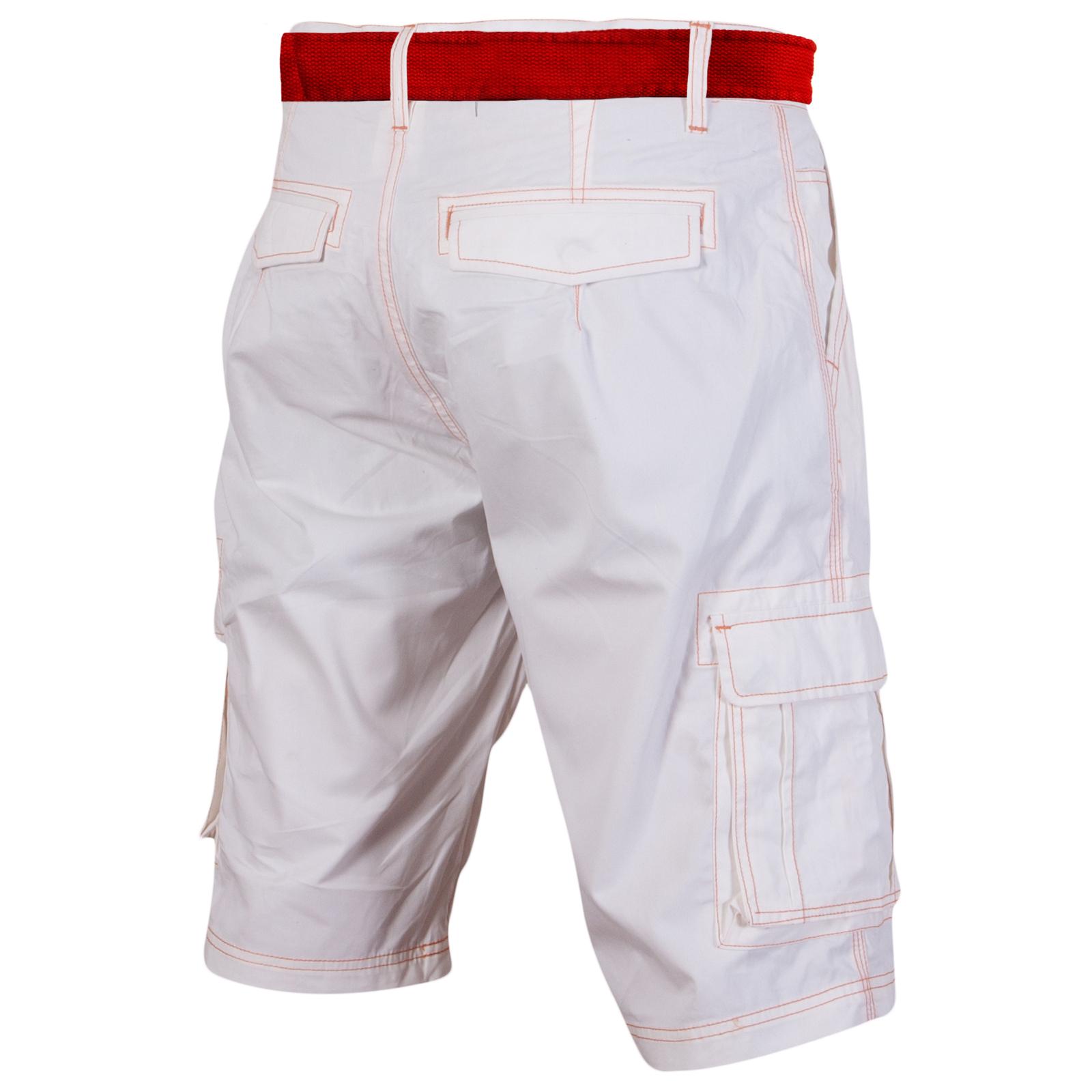 Мужские белые шорты - купить в интернет-магазине