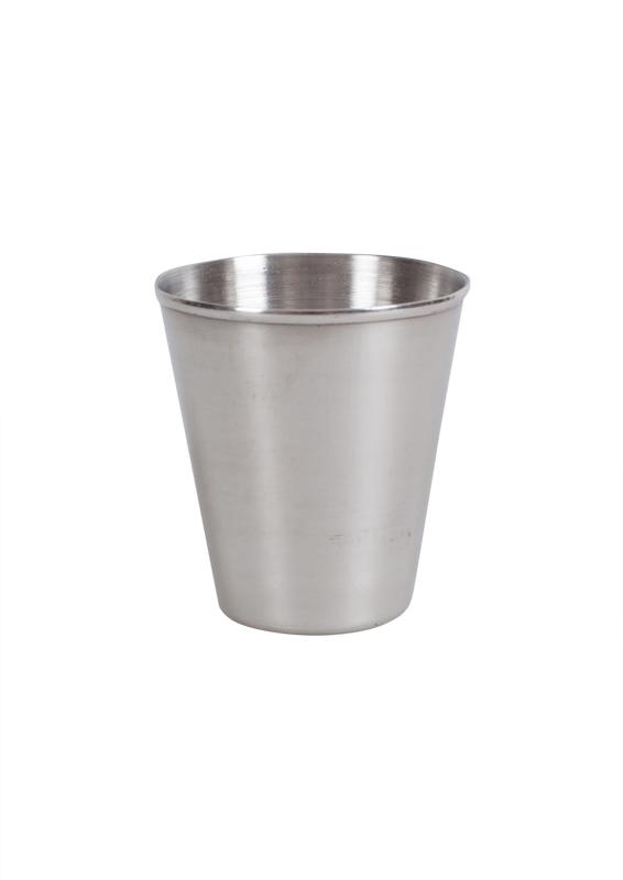 Набор металлических стаканчиков