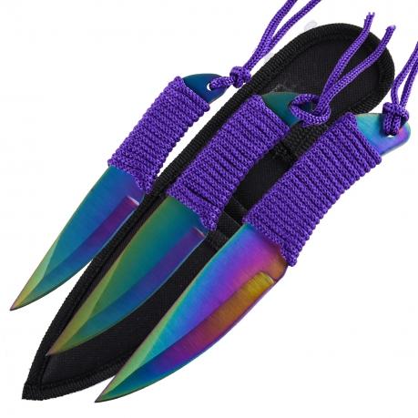 Ножи с титановым покрытием