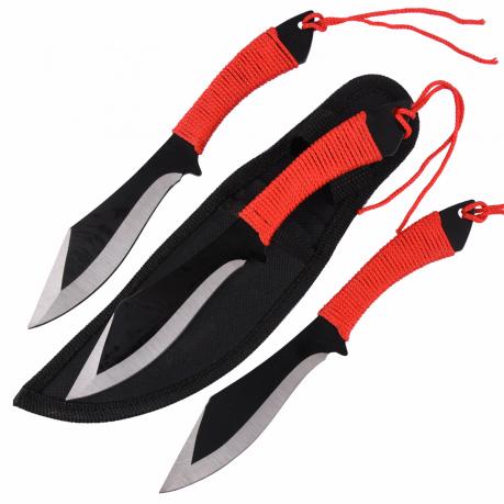 """Набор ножей для метания """"Perfect Point"""" - купить недорого"""