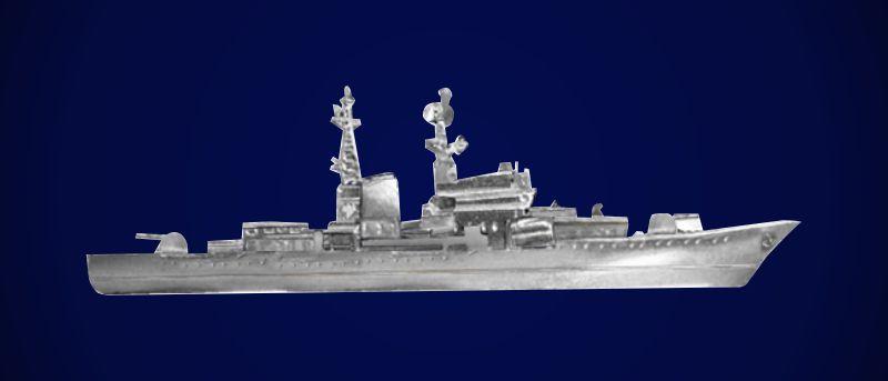 """Нагрудный знак """"Командир корабля"""" (Надводные корабли)"""