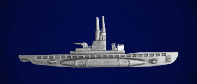 """Нагрудный знак """"Командир корабля"""" (Подводные лодки)"""