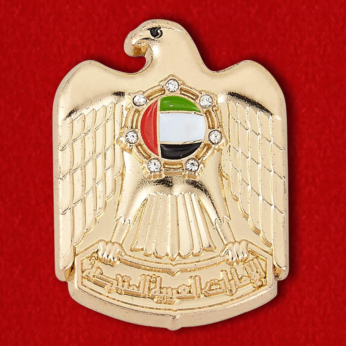 """Нагрудный знак """"Вооруженные силы Ирака"""""""
