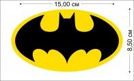 Наклейка Бэтмен