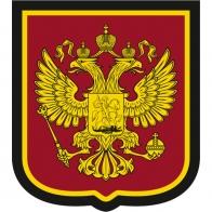 """Наклейка """"Государственный герб России"""""""