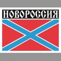 Наклейка-шеврон Новороссия