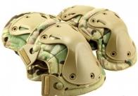 Наколенники и налокотники спецназа камуфляж Multicam